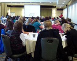 Participants at the T/TAS FPA Institute