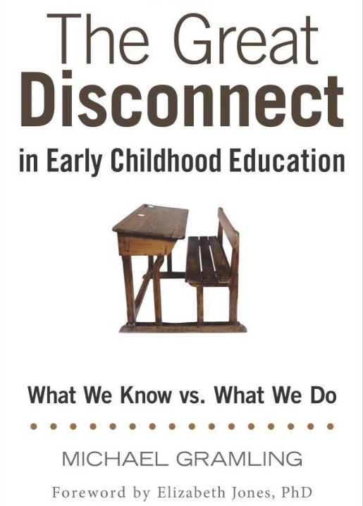 The Great Disconnect book cover