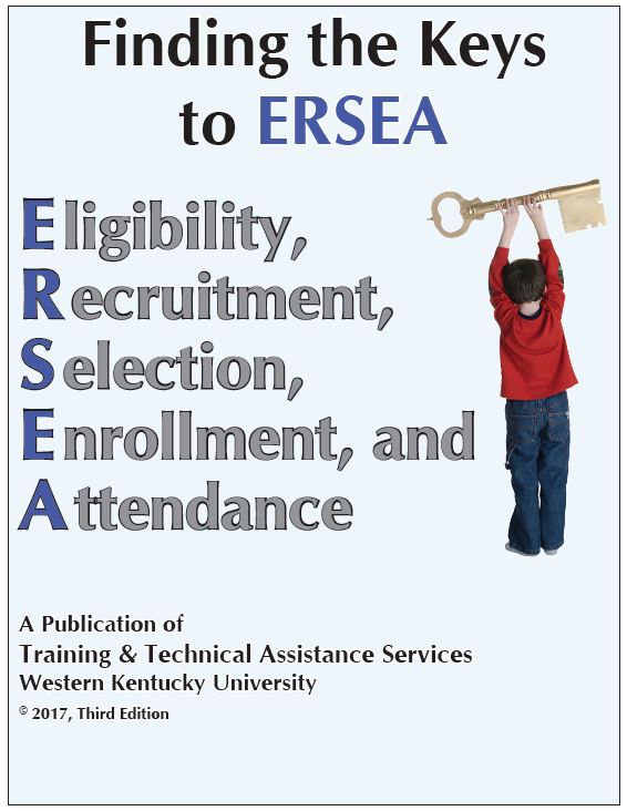Finding the Keys to ERSEA book