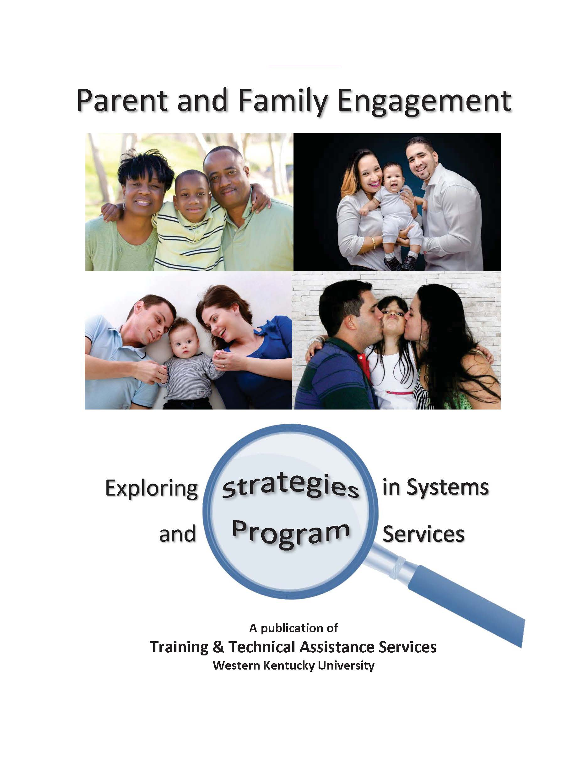Parent and Family Engagement book cover