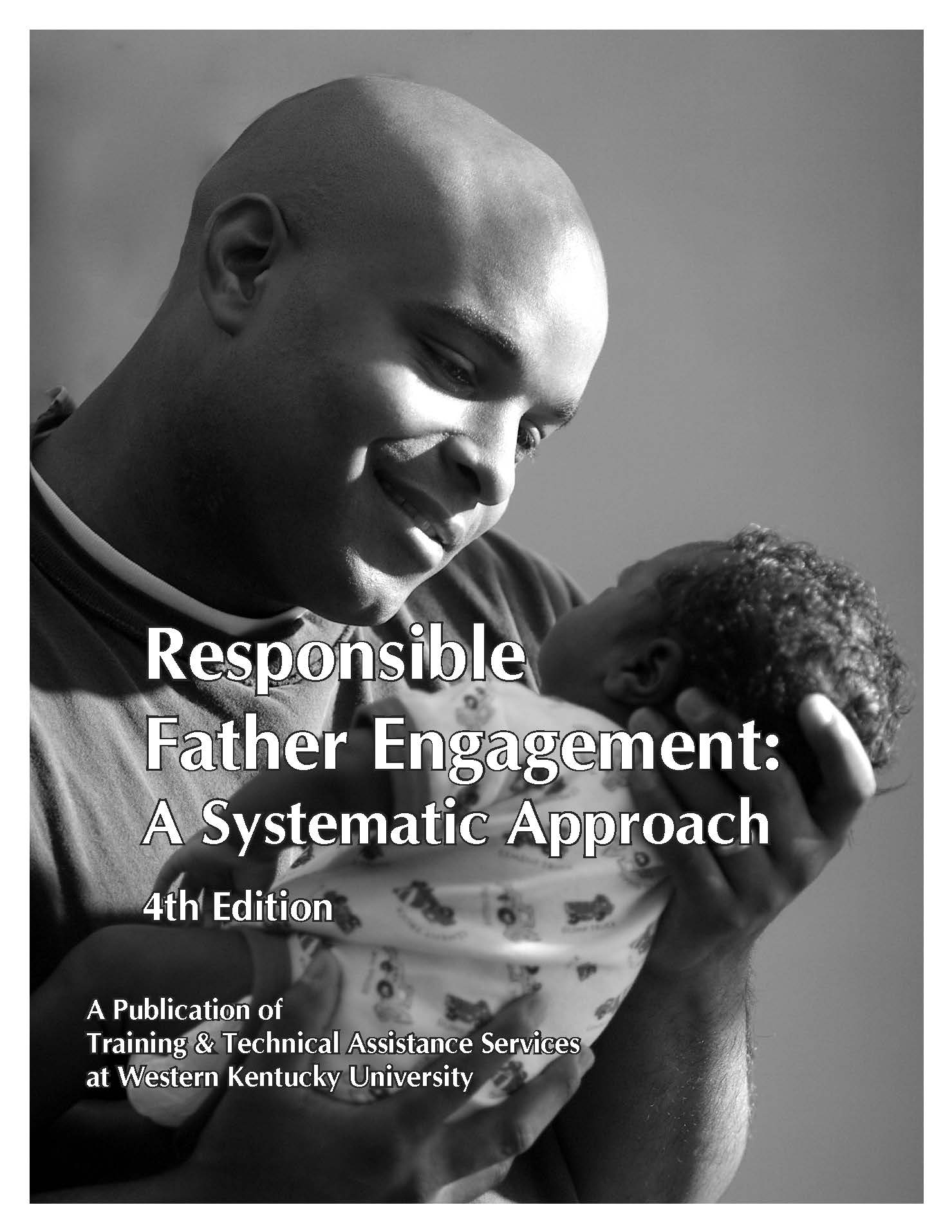 Responsible Father Engagement book cover